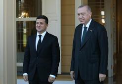 Son dakika... Ukrayna ile yapılan kritik görüşme sona erdi