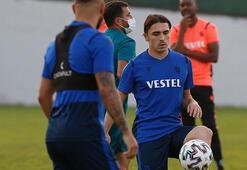 Trabzonsporda Medipol Başakşehir hazırlığı