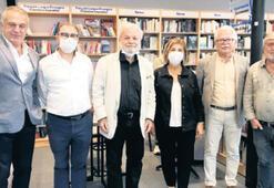 Nedim Gürsel, yeni romanıyla İzmir'de
