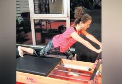 Millet Çarşısı'nın sporcu kadınları