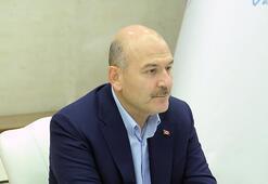 Bakan Soyludan 81 ilin valisiyle Kovid-19 görüşmesi