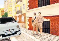 İtalya sokaklarında  sanal defile
