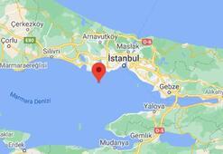 İstanbuldaki son depremin yeri ve büyüklüğü ikiye böldü