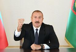 Son dakika: Ermenistanın alçak saldırısı sonrasında Aliyevden açıklama