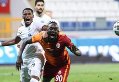 Galatasarayda Terimin forvetteki tercihi Diagne