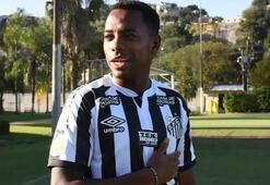 Son dakika | Santos, Robinhonun sözleşmesini askıya aldı