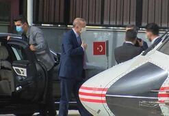 Son dakika... Tarihi gün Cumhurbaşkanı Erdoğan yola çıktı