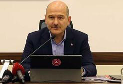 İçişleri Bakanı Süleyman Soylu, Hakkaride konuştu