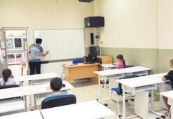 İlkokul öğrencisine matematik kursu