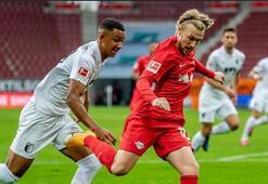 Son Dakika | Leipzig deplasmanda rahat kazandı