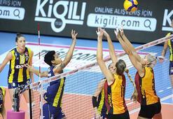 Fenerbahçe Opet, Galatasaray HDI Sigorta'yı yendi