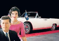 Kennedy'nin suikasta uğradığı gün kullandığı otomobil 375 bin dolara satıldı