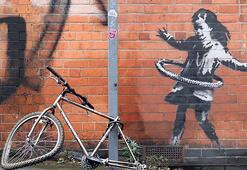 Banksy'nin yeni eseri