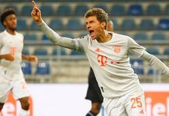 Biyonik adam Müller 46 saat arayla 2 gol...