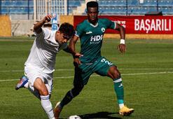 Ankaraspor-Giresunspor: 1-1