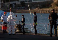 Afrikadan İspanyaya düzensiz göçmen akınında artış