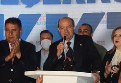 KKTCnin yeni Cumhurbaşkanı Tatardan seçim sonuçlarının ardından açıklama