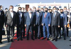 TBMM'den Azerbaycan'a 'güçlü destek' ziyareti