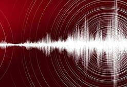 Ege Denizinde 3,1 büyüklüğünde deprem