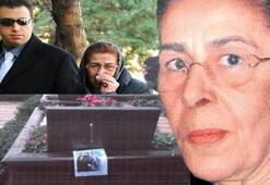 Son dakika... Ünlü iş adamının mezarında şok mektup Nurtenin peşine adam taktılar