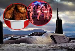 Son dakika: Nükleer denizaltıda bir skandal daha