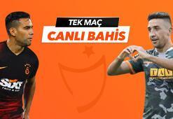 Galatasaray - Alanyaspor canlı bahis heyecanı Misli.comda