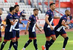Antalyasporun üç yeni transferi ilkleri yaşadı
