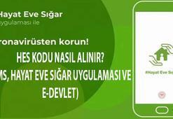 HES kodu nasıl alınır, nerelerde kullanılır HES kodu alma ekranı( SMS, e-Devlet, Hayat Eve Sığar Uygulaması) için tıkla