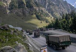 Hindistan sınırı geçen Çin askerini gözaltına aldı