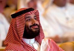 Suudi Arabistan Veliaht Prensi Bin Selmana Siyon Dostları ödülü