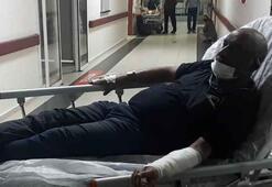 Şeker fabrikasında buhar kazanı patladı 2 işçi yaralandı