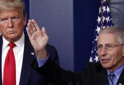Trumptan Fauciye ağır sözler: Tam bir felaket