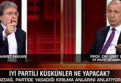 İYİ Partili Ümit Özdağdan İl Başkanı Buğra Kavuncu ile ilgili bomba FETÖ iddiası