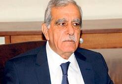 Ahmet Türk 'Kobani' için ifade verdi