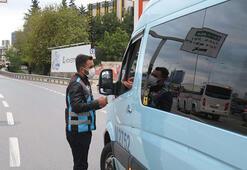 İstanbulda toplu taşıma araçlarına denetim