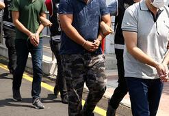 Son dakika: Ankarada FETÖ operasyonu