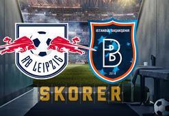 Şampiyonlar Liginde Başakşehir ilk maçına çıkıyor Leipzig-Başakşehir maçı bu akşam saat kaçta hangi kanalda