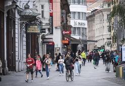 Slovenyada kısmi sokağa çıkma yasağı uygulanacak