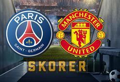 PSG-Manchester United Şampiyonlar Ligi H grubu maçı bu akşam saat kaçta hangi kanalda
