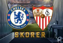 Chelsea-Sevilla Şampiyonlar Ligi maçı bu akşam saat kaçta hangi kanalda