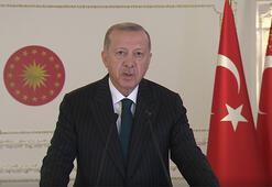 Son dakika... Cumhurbaşkanı Erdoğandan Macrona sert tepki