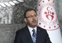 Son dakika: Bakan açıkladı Gençlik kampları sağlık çalışanlarına ve ailelerine açıldı
