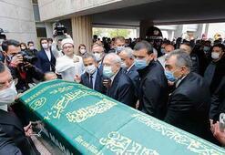 Gazeteci Bekir Coşkun için Ankarada tören düzenlendi