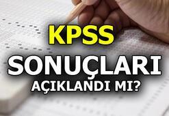 Adaylar araştırıyor: KPSS sonuçları linki erişime açıldı mı 2020 KPSS sınav sonuçları heyecanı...