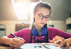 Sınavlara endişeli hazırlık