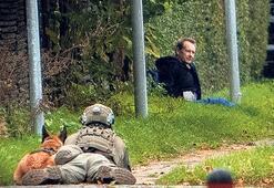 Gazeteci katili hapisten kaçtı