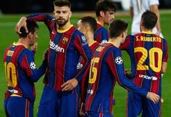 Son dakika haberi | Barcelonada 4 isimle sözleşme yenilendi