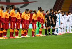 Son dakika | Galatasaray maçında kural hatası iddiası Açıklama geldi...