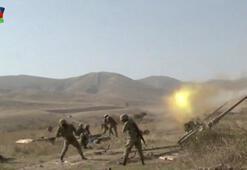 Azerbaycanın topraklarını kurtarmak için başlattığı  operasyonlar sürüyor