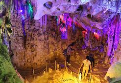 Saçı dökülenlerin şifa aradığı mağara; Keloğlan
